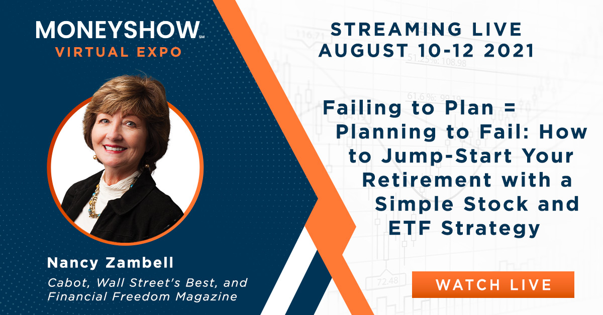 Failing to Plan = Planning to Fail: How to Jump-Start Your Retirement with a Simple Stock and ETF Strategy