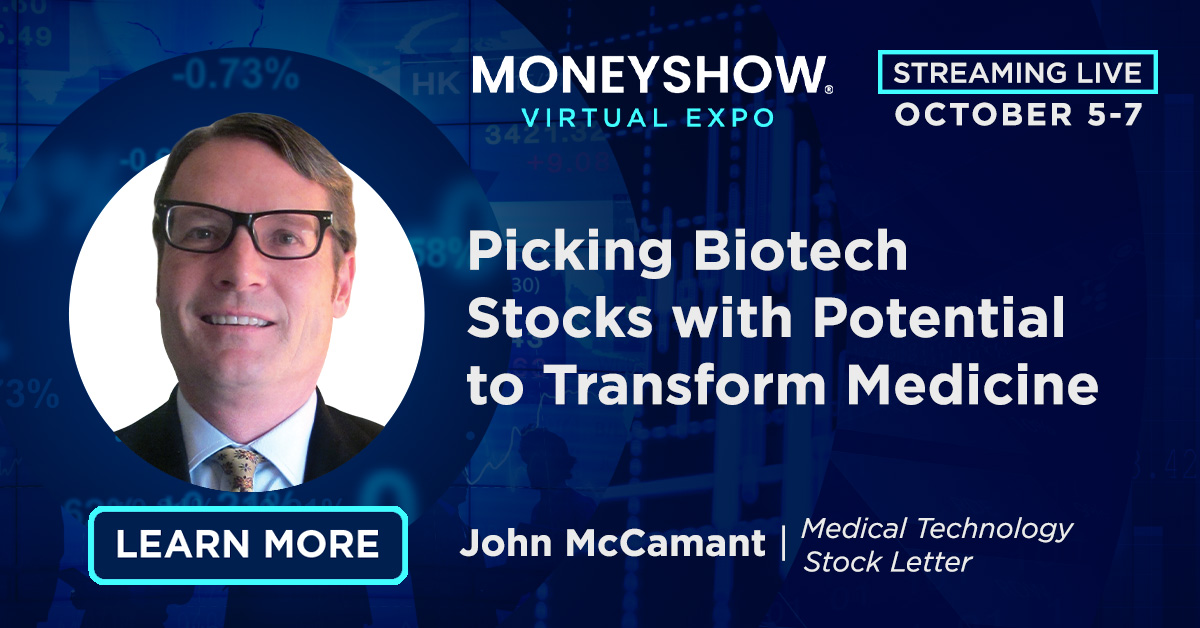 Picking Biotech Stocks with Potential to Transform Medicine