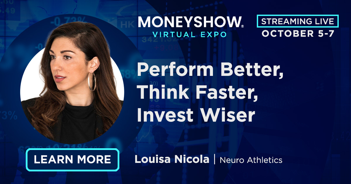 Perform Better, Think Faster, Invest Wiser
