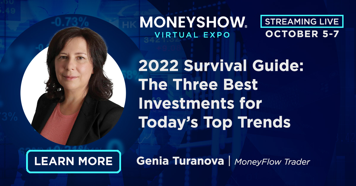 2022 Survival Guide: The Three Best Investments for Today's Top Trends