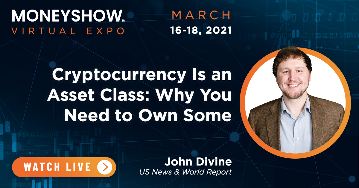 Cryptocurrency Is an Asset Class: Why You Need to Own Some