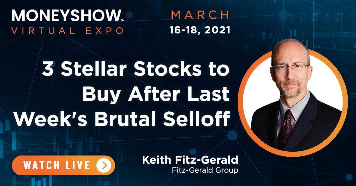 3 Stellar Stocks to Buy After Last Week's Brutal Selloff