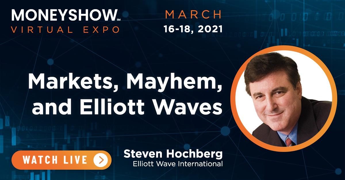 Markets, Mayhem, and Elliott Waves