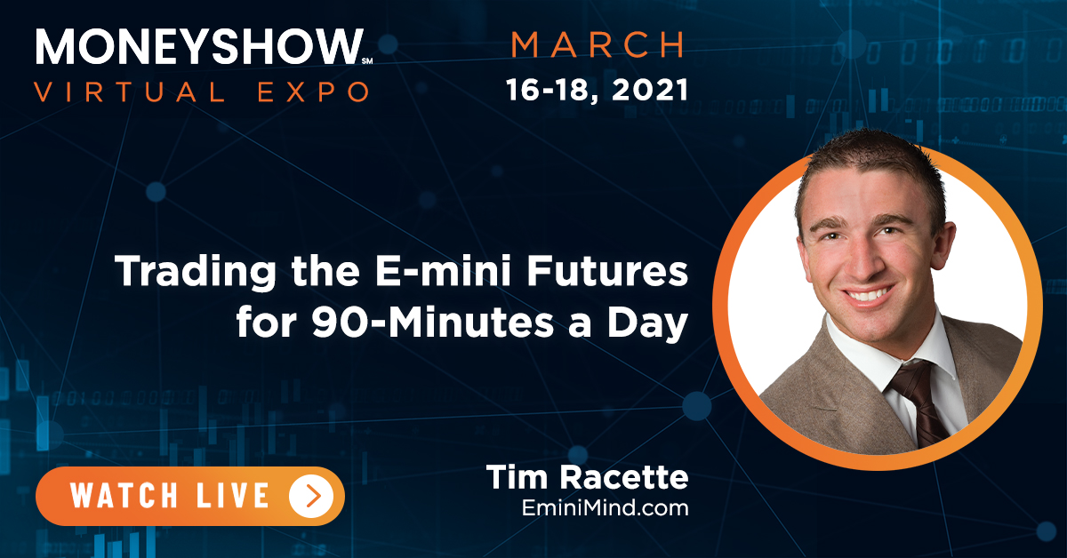 Trading the E-mini Futures for 90-Minutes a Day