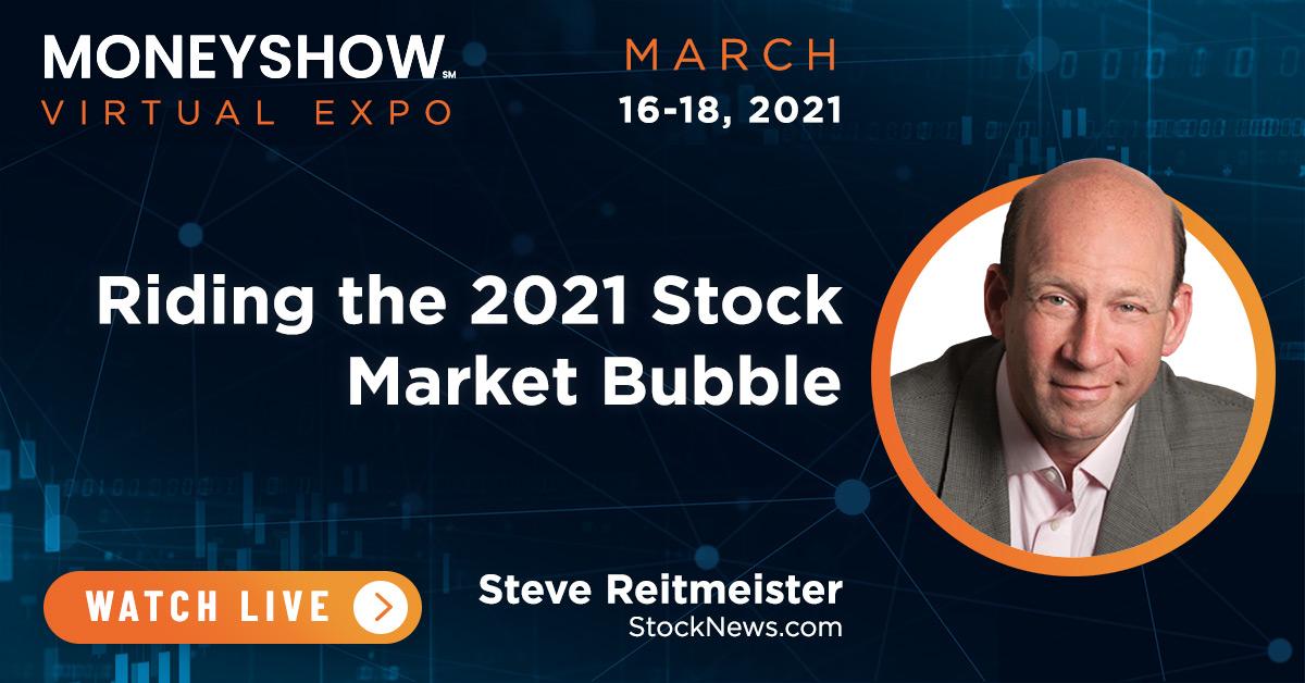 Riding the 2021 Stock Market Bubble